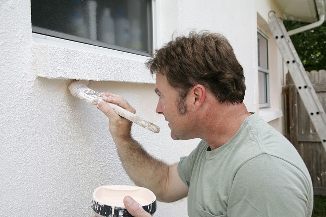 Using primer before painting